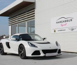 Lotus Exige S Coupé