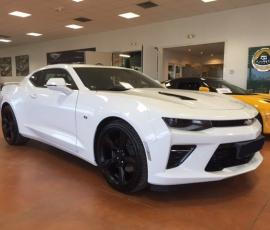 Chevrolet Camaro Summit White