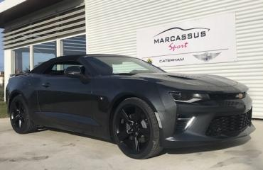 Chevrolet Camaro Cabriolet Nightfall Gray