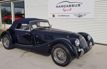 Morgan  Plus 4 110th anniversaire