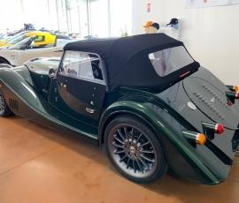 Morgan New PLUS SIX first edition