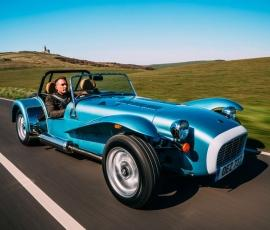 Caterham 1600 Super Seven