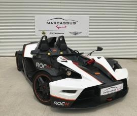 KTM XBOW X BOW Race Of Champions